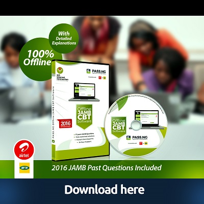 DOWNLOAD JAMB CBT PRACTICE SOFTWARE